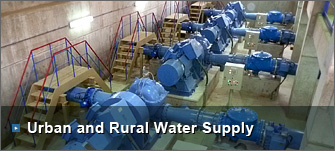 Urban and Rural Water Supply