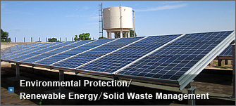Environmental Protection/Renewable Energy/Solid Waste Management